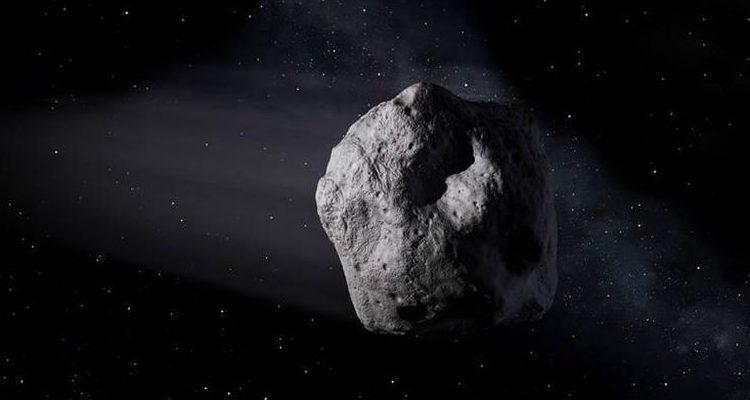 Массивный астероид и несколько поменьше пролетели достаточно близко к Земле на этой неделе