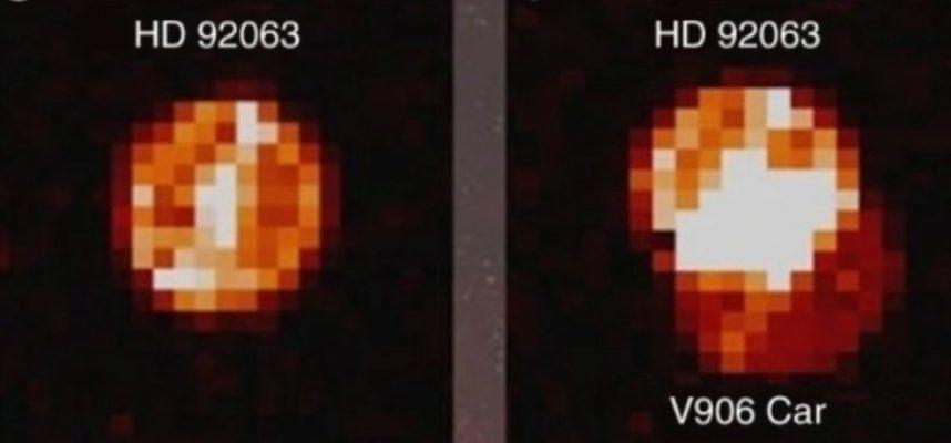 Астрономы впервые наблюдали Новую от начала до конца