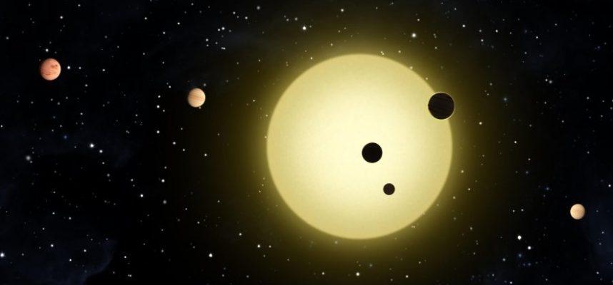 Астрономы находят прекрасную систему из шести планет в почти совершенной орбитальной гармонии
