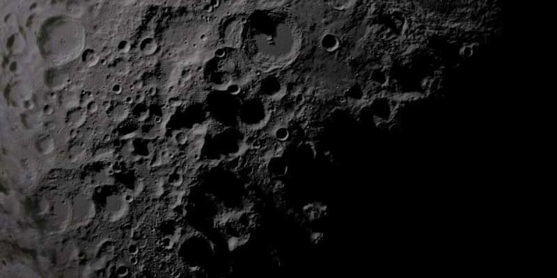 Ученые узнали когда именно на Луну падали метеориты