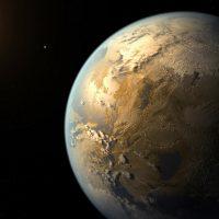 Обнаружена планета похожая на Землю