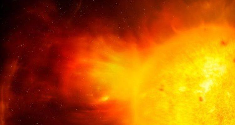 20 мая землянам предстоит пережить геомагнитную бурю
