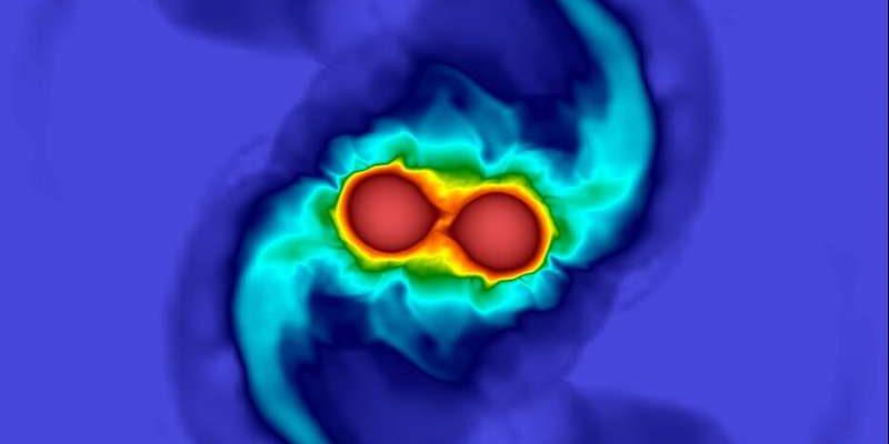 Астрономы научились изучать нейтронные звезды с помощью гравитационных волн