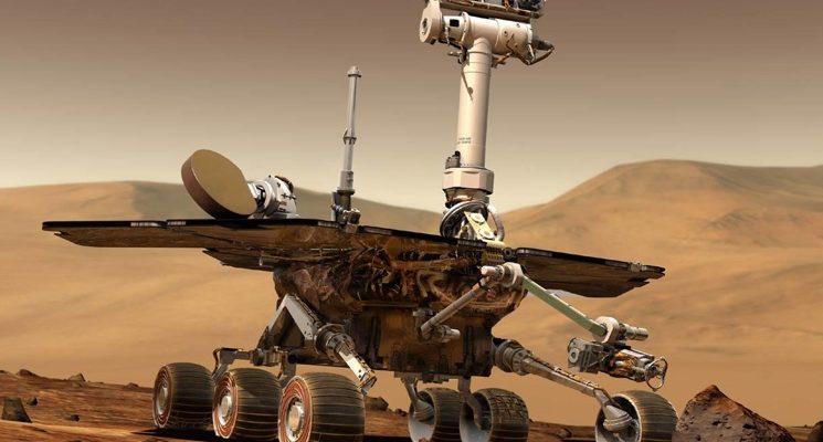 Китай планирует отправить на поверхность Марса робота уже в июле 2020 года