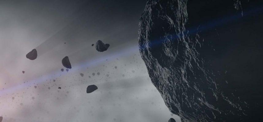 Астрономы только что обнаружили новый вид астероидов