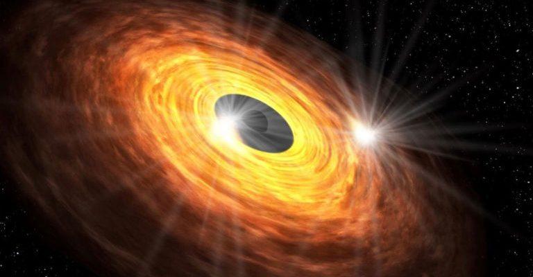 Астрономы обнаруживают сигнал из центра нашей галактики