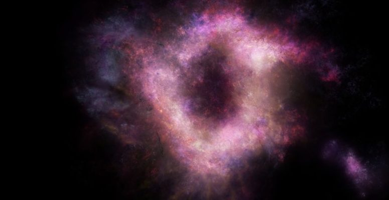 Астрономы обнаружили «Кольцо Огня» в ранней Вселенной