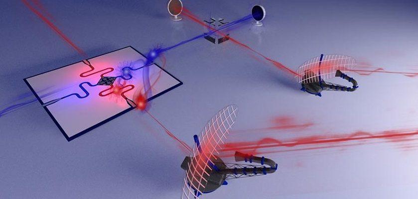 Физики создали первый работающий прототип «квантового радара»