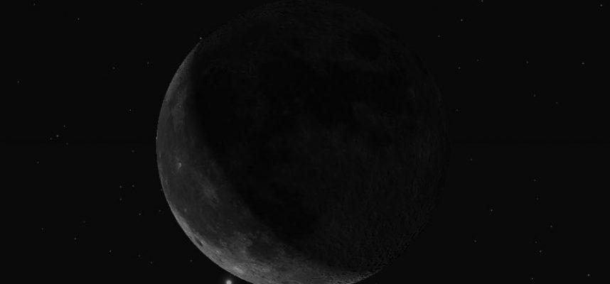 В 1110 году Луна исчезла с неба. Ученые выяснили причину