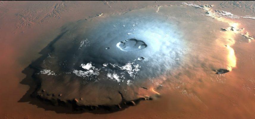 Древний метеорит — первое химическое свидетельство вулканической конвекции на Марсе