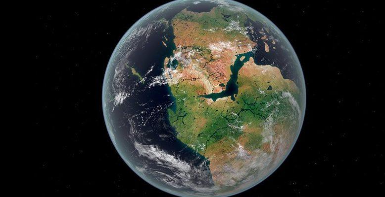 Как раскололся последний суперконтинент Земли, создав мир, который мы видим сегодня