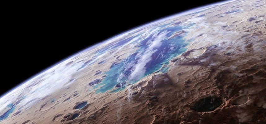 Ученые получили неопровержимые доказательства существования рек на Марсе