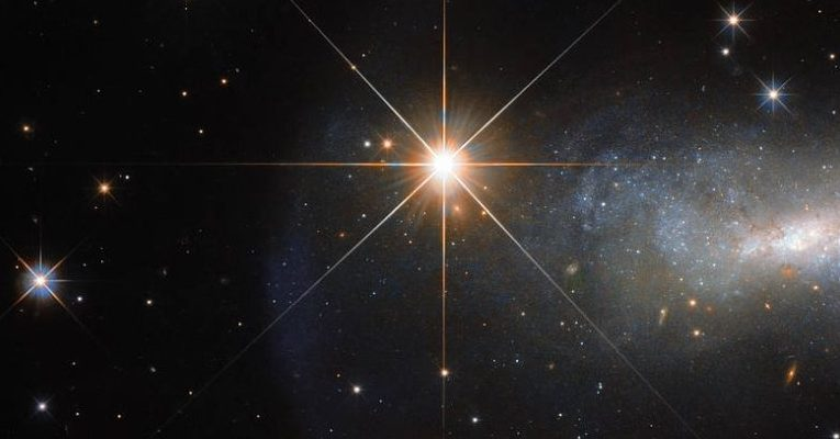 Впервые обнаружен быстрый радиосигнал из нашей собственной галактики