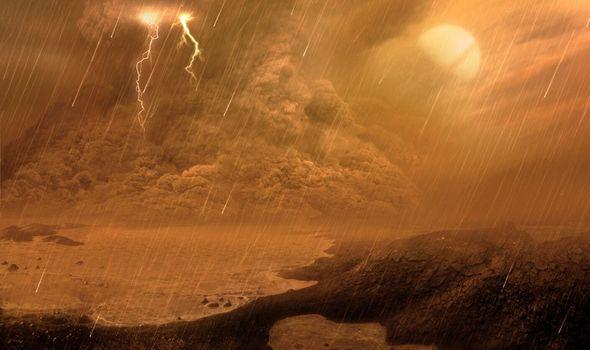 Ученые NASA раскрыли еще одну тайну о Титане, спутнике Сатурна