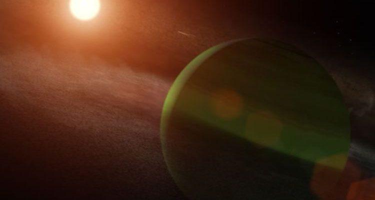 NASA изучает планету, которая позволит узнать как сформировалась Земля