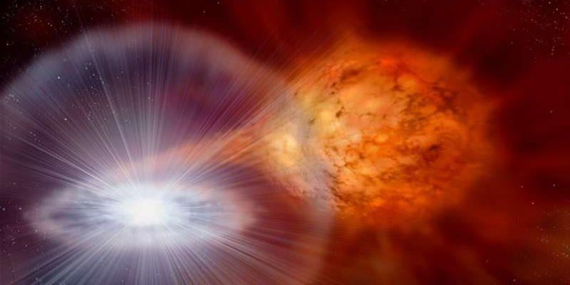 Выявлен класс звездных взрывов, ответственных за появление лития во Вселенной