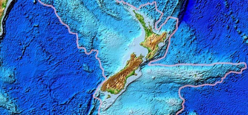 Новые карты показывают истинный размер и форму «потерянного» 8-го континента