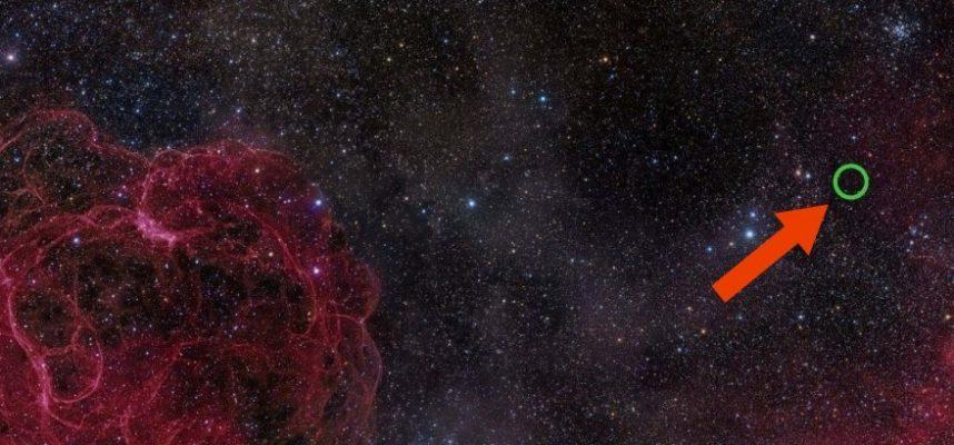 Радиосигнал из глубокого космоса повторяется каждые 157 дней