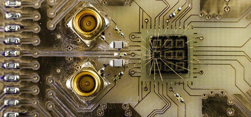 Физики осуществили квантовую телепортацию информации между частицами материи