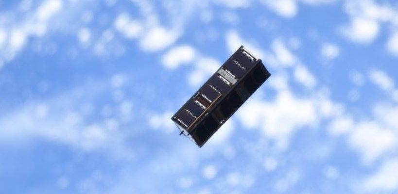 Ученые продемонстрировали квантовую запутанность на крошечном спутнике, вращающемся вокруг Земли