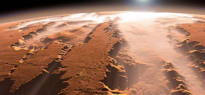 Эксперт настаивает на том, что Марс был обитаем