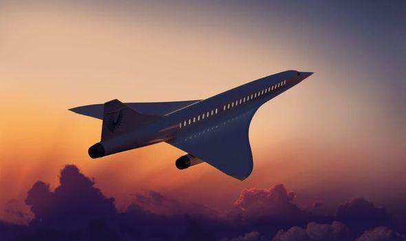 «Новый Конкорд»: сверхзвуковой самолет с максимальной скоростью 2700 км/ч уже готов к испытаниям