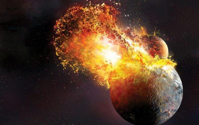 Новый ИИ научили прогнозировать вероятность планетарных столкновений