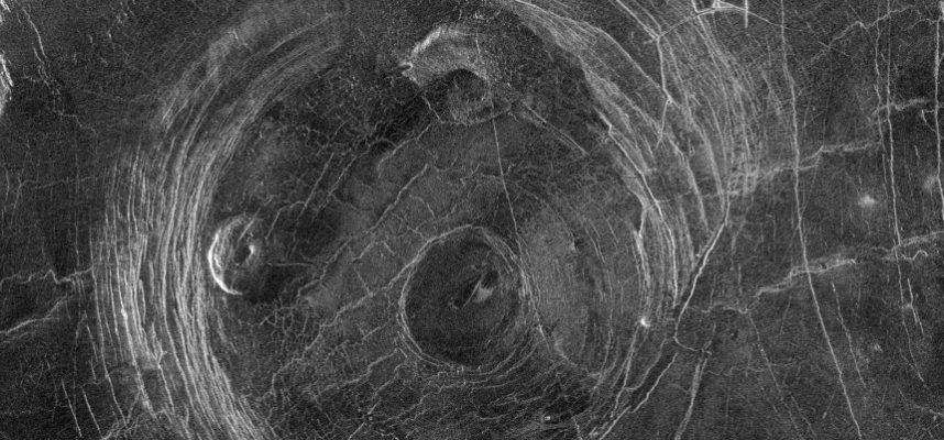 Ученые получили еще больше доказательств того, что на Венере есть активные вулканы
