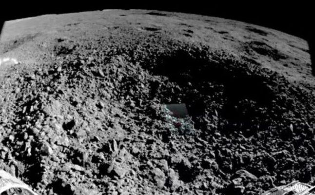 Китайские ученые выяснили, что это за странное «гелеобразное» вещество на темной стороне Луны