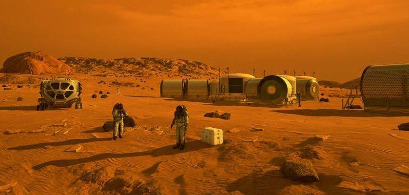 Сколько людей нужно чтобы колонизировать Марс?