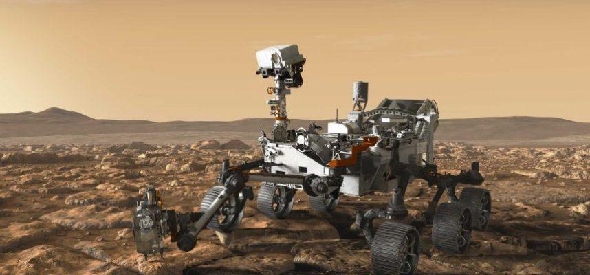 Официально: Следующая миссия NASA на Марс стартует в этот четверг