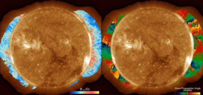 Ученые впервые измерили глобальное магнитное поле солнечной короны