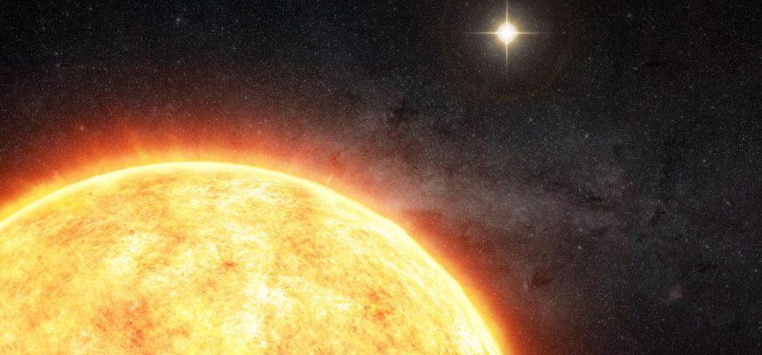 В солнечной системе могло быть ДВЕ звезды — Новая теория, объясняющая происхождение жизни