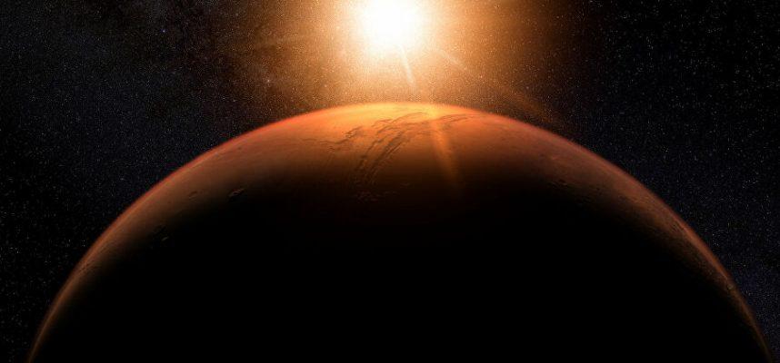 Исследование: Бактерии могут выжить в путешествии между Землей и Марсом