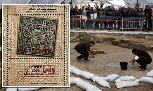 Самое первое письменное упоминание Иисуса Христа: находки в древнейшей церкви близ Израиля поразили археологов