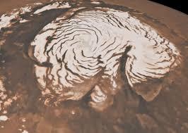 Жизнь на Марсе: под южным полюсом планеты обнаружены водоемы