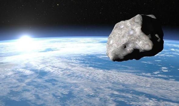 Очередной астероид, пролетевший мимо Земли, оказался неожиданностью для NASA