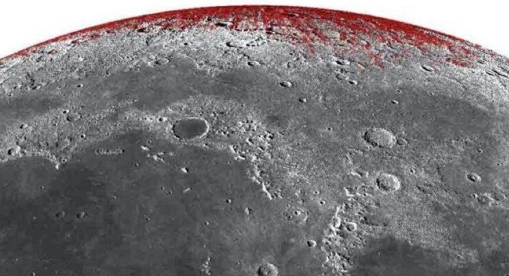 Луна ржавеет даже без воды и кислорода