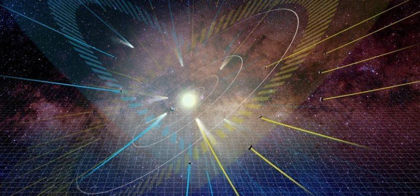Радикальное открытие предполагает, что Солнечная система имеет две плоскости орбитального совмещения