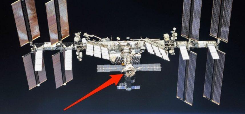 Космонавты нашли место утечки воздуха на МКС