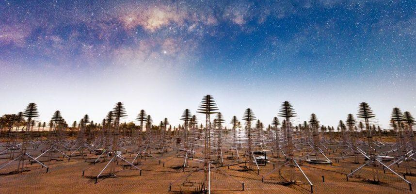 Среди 10 миллионов звезд, ни единого шепота инопланетных технологий