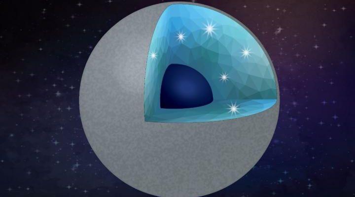 Мириады планет в нашей галактике могут состоять из алмаза и кремнезема