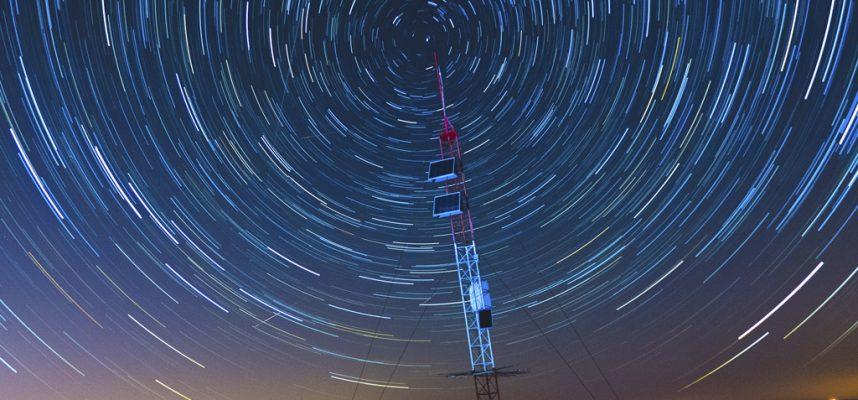 Астрономы обнаружили радиоисточник в соседней галактике