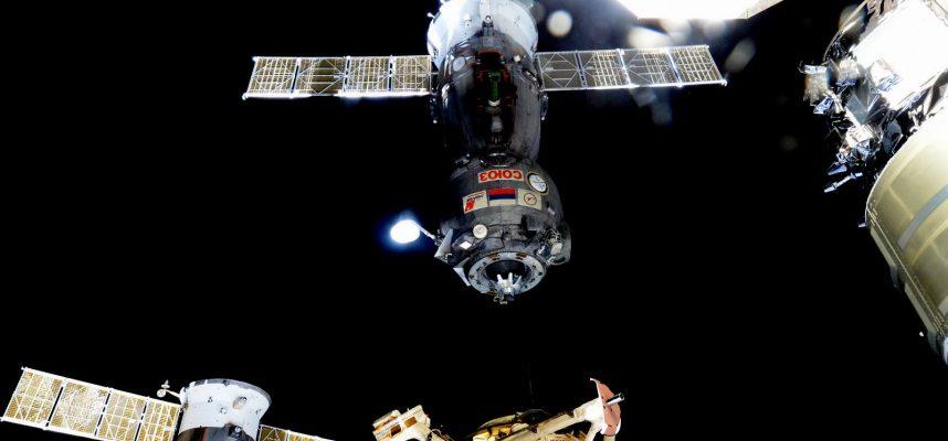 Экспресс по-русски: Россия доставила экипаж на МКС за 3 часа и 3 минуты