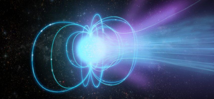 Звезда в нашей галактике, снова отправила быстрый радиосигнал