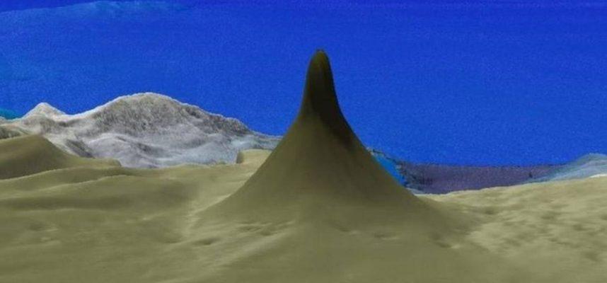 Колоссальный риф, обнаруженный у побережья Австралии, выше Эмпайр-стейт-билдинг