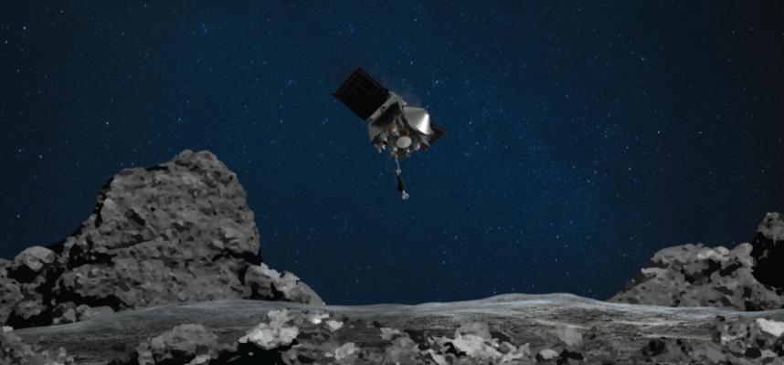 Зонд НАСА собрал слишком много астероидной пыли и теперь теряет ее
