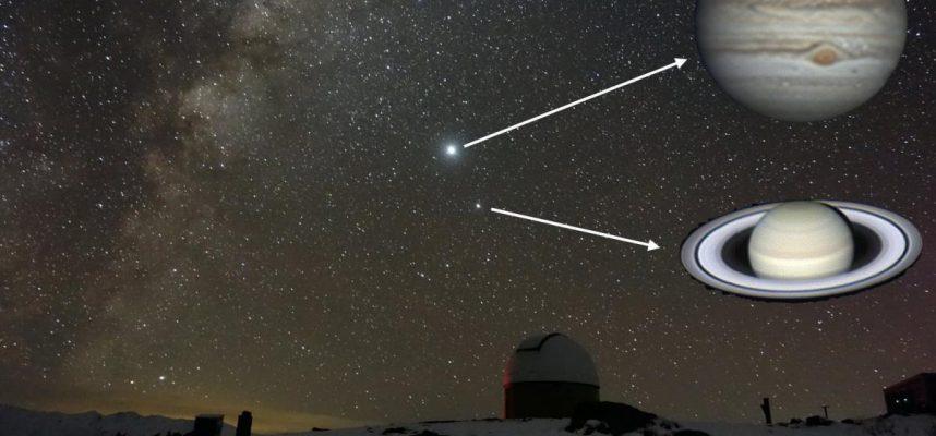 Мы станем свидетелями редчайшего планетарного выравнивания, которого не видели уже 800 лет