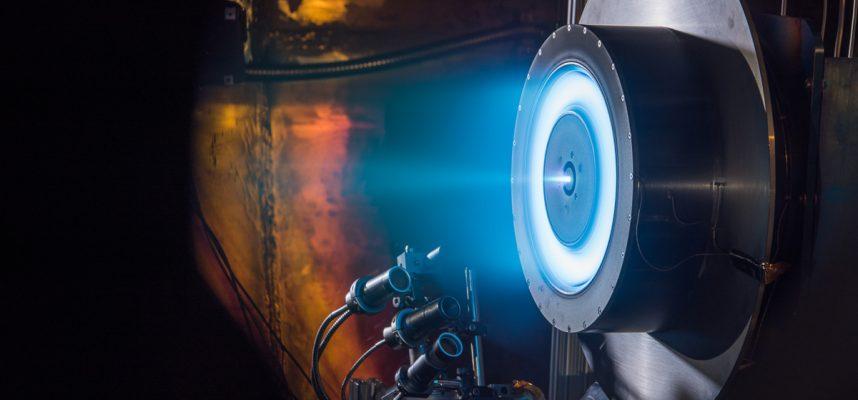 НАСА испытывает концепцию межзвездного двигателя