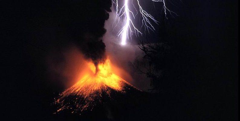 Геологи обнаружили поток магмы, который спровоцировал взрыв супервулкана